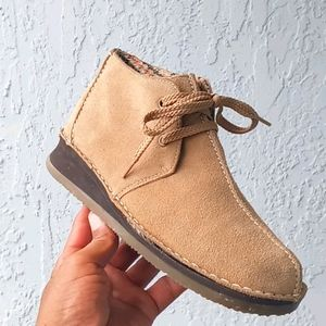 """Caribbean Joe Suede Leather """"Andy"""" Boot"""